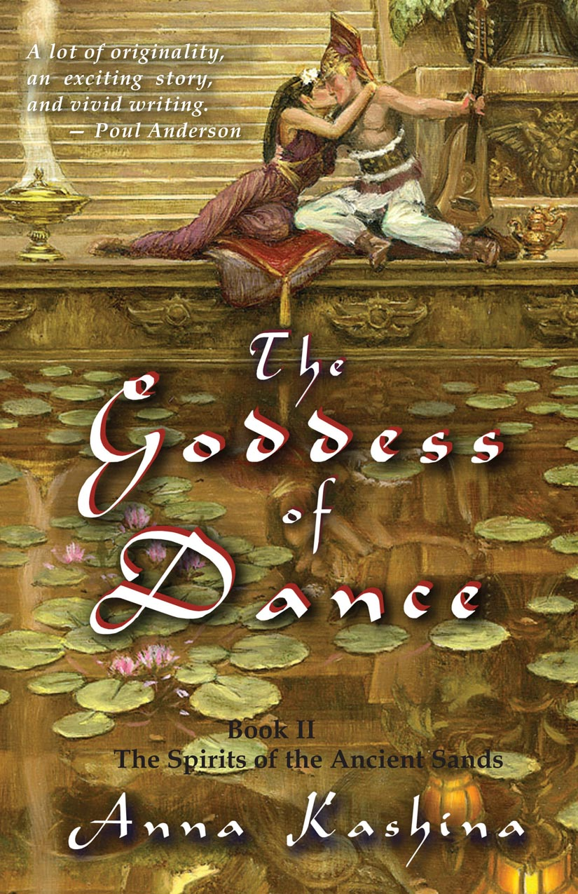 The Goddess of Dance - Click Image to Close