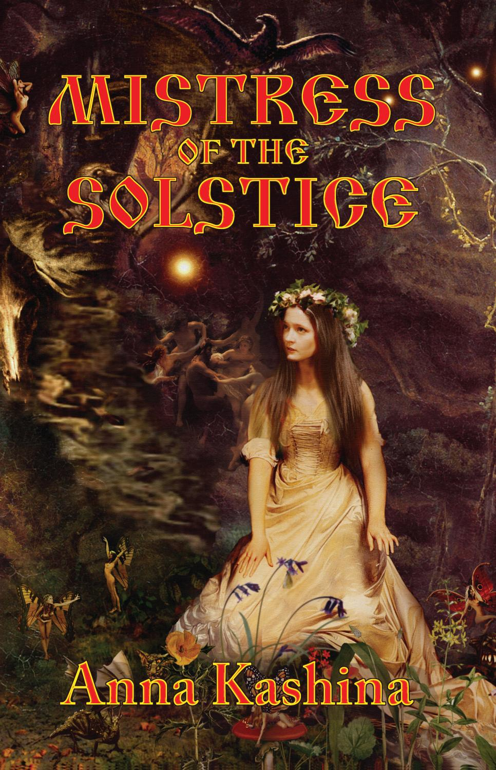 Mistress of the Solstice - Click Image to Close