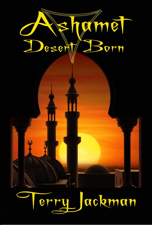 Ashamet, Desert Born - Click Image to Close
